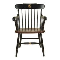 Clemson Captain's Chair by Hitchcock