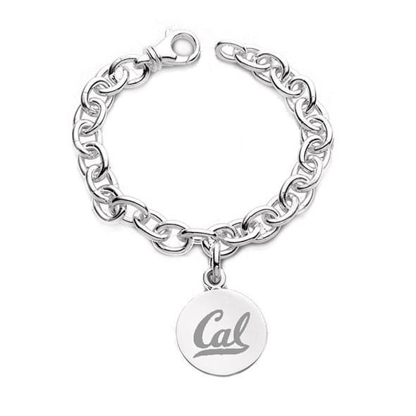 Berkeley Sterling Silver Charm Bracelet