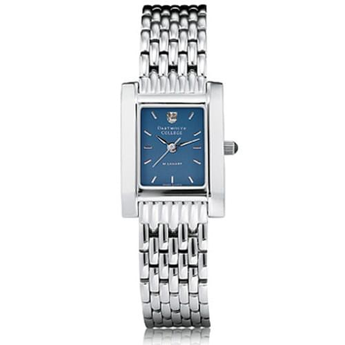 Dartmouth Women's Blue Quad Watch with Bracelet