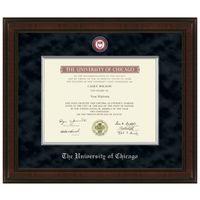 Chicago Excelsior Diploma Frame