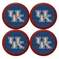 Kentucky Needlepoint Coasters