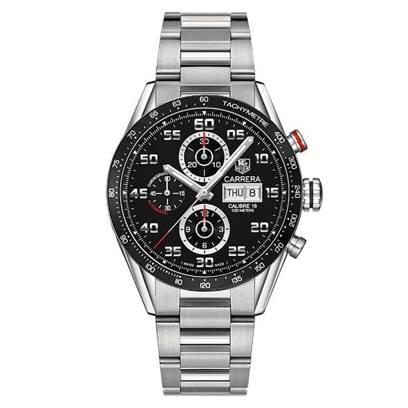 Air Force Academy Men's TAG Heuer Carrera Tachymeter