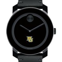 Marquette Men's Movado BOLD with Leather Strap