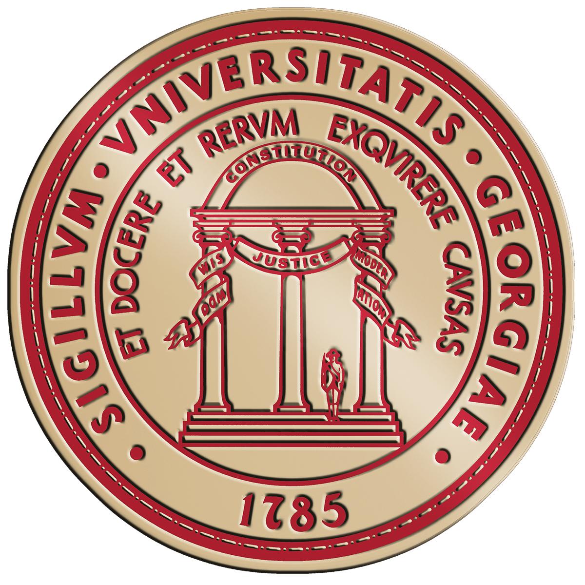 University Of Georgia Diploma Frame Excelsior