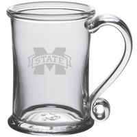 Mississippi State Glass Tankard by Simon Pearce