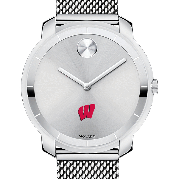 Wisconsin Women's Movado Stainless Bold 36