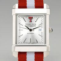 Texas Tech Men's Collegiate Watch w/ NATO Strap