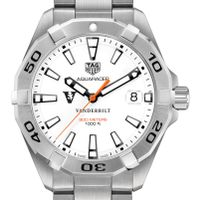 Vanderbilt Men's TAG Heuer Steel Aquaracer