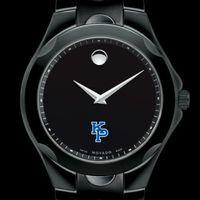 USMMA Men's Movado Luno Sport with Black PVD Bracelet Image-1 Thumbnail