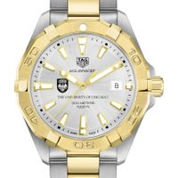Chicago Men's TAG Heuer Two-Tone Aquaracer