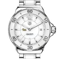 Pitt Women's TAG Heuer Formula 1 Ceramic Diamond Watch