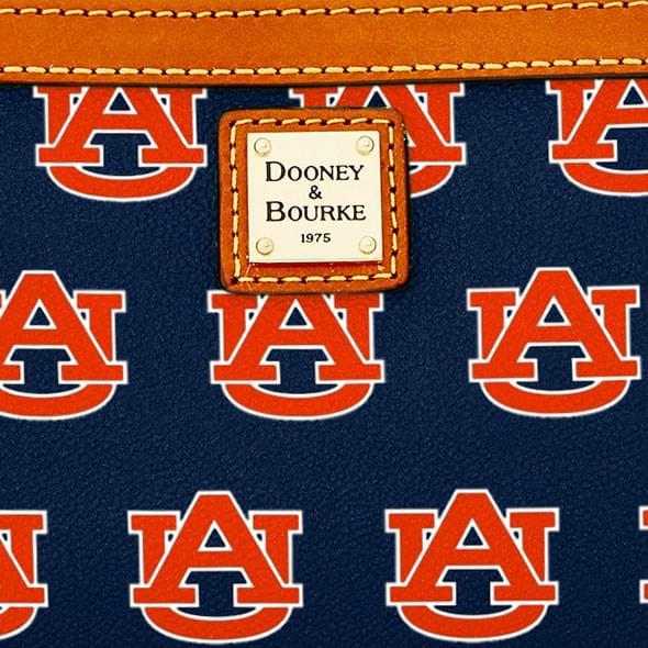 Auburn Dooney & Bourke Large Slim Wristlet