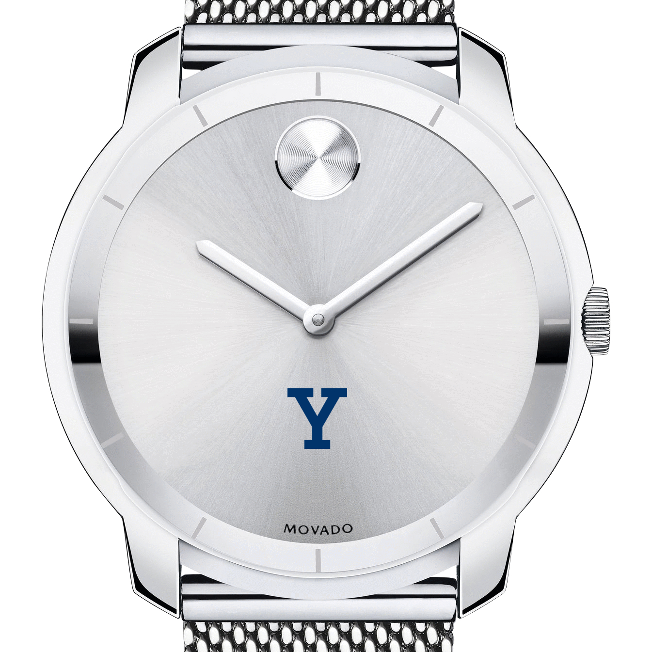 Yale Men's Movado Stainless Bold 44