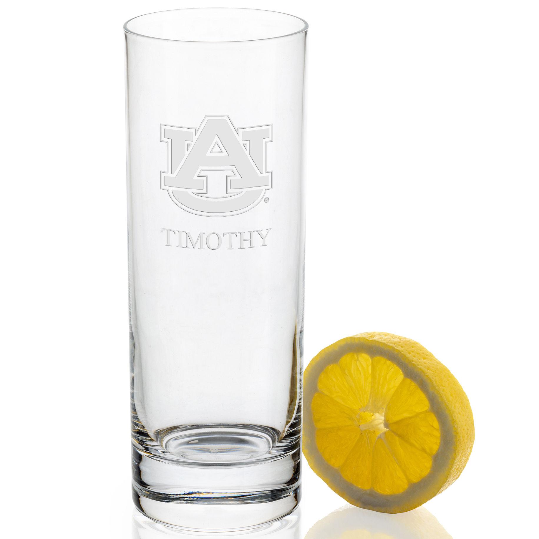 Auburn Iced Beverage Glass - Set of 4
