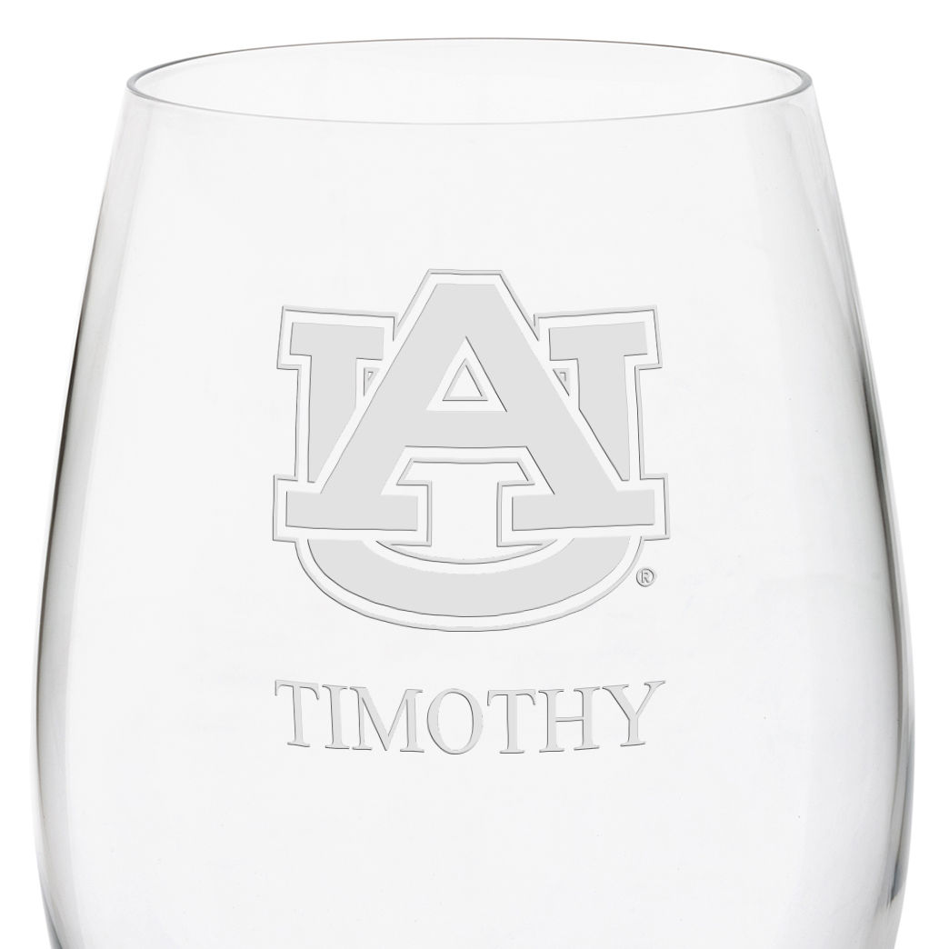 Auburn Red Wine Glasses - Set of 2
