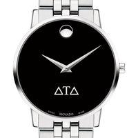 Delta Tau Delta Men's Movado Museum with Bracelet Image-1 Thumbnail