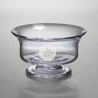 VT Medium Glass Presentation Bowl by Simon Pearce
