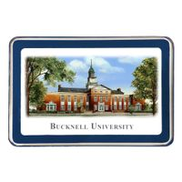 Bucknell Eglomise Paperweight