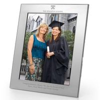 Wharton Polished Pewter 8x10 Picture Frame