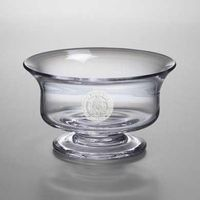 USMMA Medium Glass Presentation Bowl by Simon Pearce