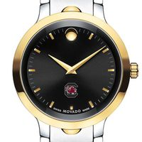 South Carolina Men's Movado Luno Sport Two-Tone
