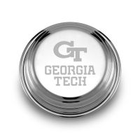 Georgia Tech Pewter Paperweight Image-1 Thumbnail