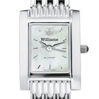 Williams College Women's MOP Steel Quad with bracelet