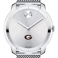 Georgia Men's Movado Stainless Bold 44