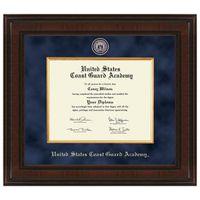 Coast Guard Academy Excelsior Frame