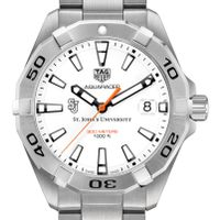 St. John's Men's TAG Heuer Steel Aquaracer