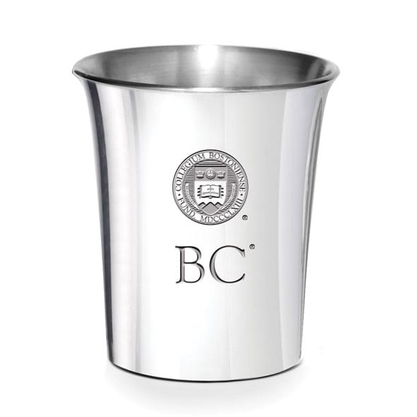 Boston College Pewter Jigger