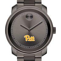 Pitt Men's Movado BOLD Gunmetal Grey