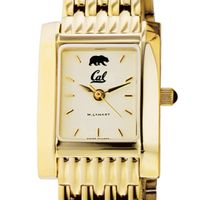 Berkeley Women's Gold Quad with Bracelet
