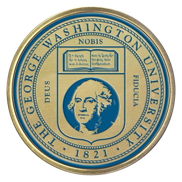 George Washington University Diploma Frame Excelsior