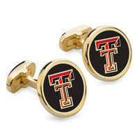 Texas Tech Cufflinks