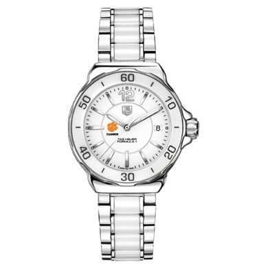 Clemson Women's TAG Heuer Formula 1 Ceramic Watch