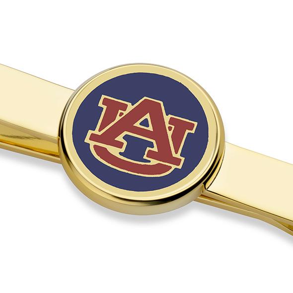 Auburn Tie Clip