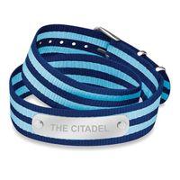 Citadel Double Wrap NATO ID Bracelet