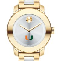 Miami Women's Movado Two-Tone Bold