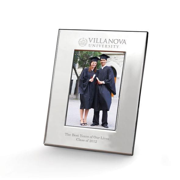 Villanova Polished Pewter 4x6 Picture Frame