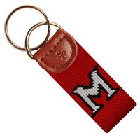 Miami University Cotton Key Fob