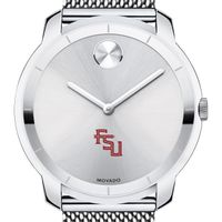 Florida State Men's Movado Stainless Bold 44