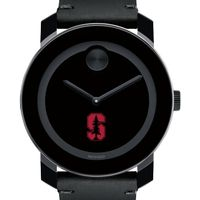 Stanford Men's Movado BOLD with Leather Strap