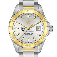 Baylor Women's TAG Heuer Two-Tone Aquaracer