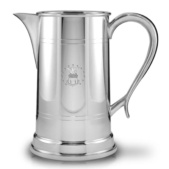 Air Force Academy Pewter Pitcher