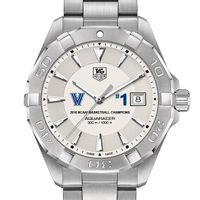 Villanova Champ 2016 Men's TAG Heuer Steel Aquaracer