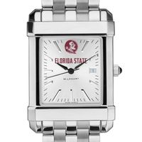 Florida State Men's Collegiate Watch w/ Bracelet