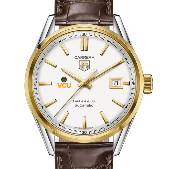 VCU Men's TAG Heuer Two-Tone Carrera with Strap