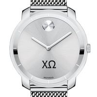 Chi Omega Women's Movado Stainless Bold 36 Image-1 Thumbnail