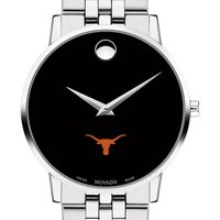 Texas Men's Movado Museum with Bracelet